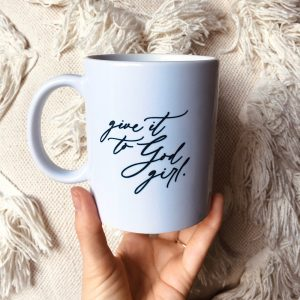 Give it to God Mug